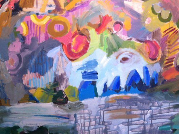 Cynthia Ryan Kelly Painting